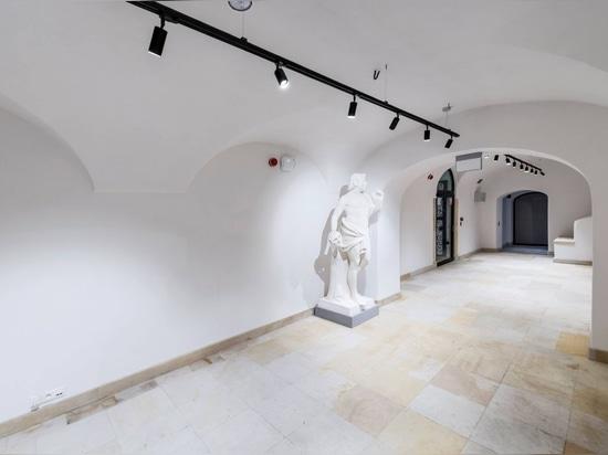 MUSEUM VON WARSCHAU, WARSCHAU, POLEN