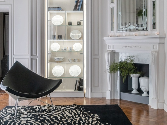 """A meeting with Italian Luxury Interiors:  an """"Open House"""" with Martini during the Salone del Mobile 2019"""