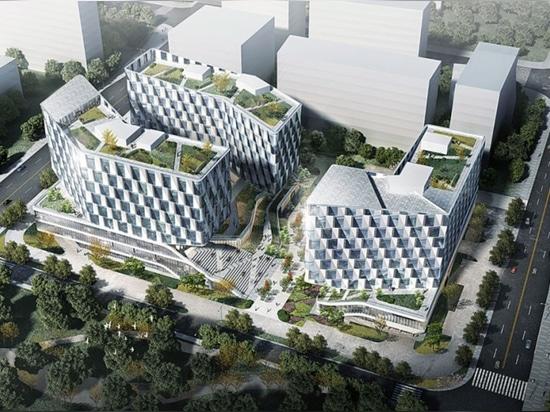 GeTui-Zentrale von LYCS Architecture
