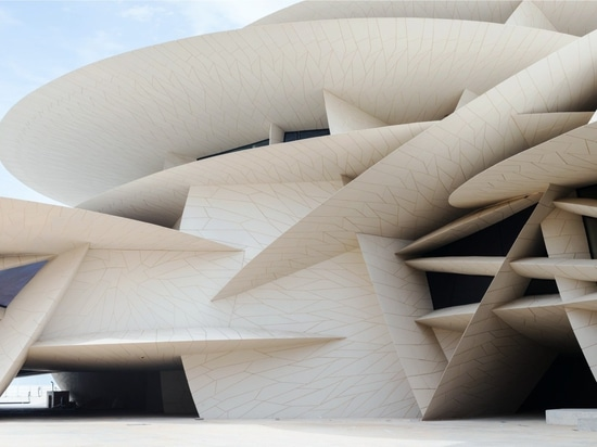 Eröffnung des Nationalmuseums von Katar durch Ateliers Jean Nouvel