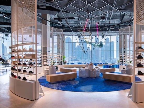 Ausstellungsraum Nike