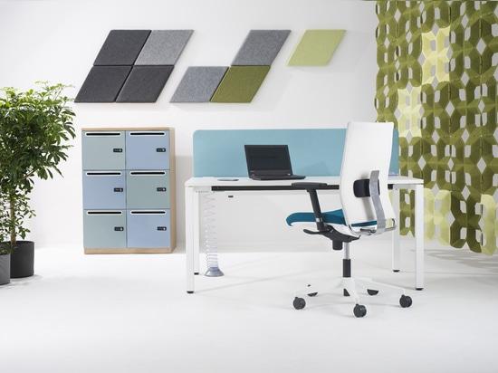 Ein Büro ohne unerwünschte Geräusche