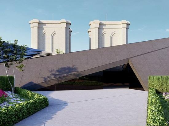 quasimodo's penthouse' von wem auch immer!! schlägt eine luxuriöse Wohnung auf dem Dach einer Dame vor