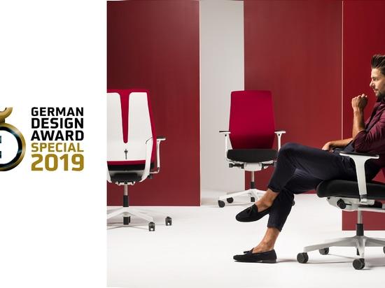 Dreifachsieg für die Nowy Styl Group beim German Design Award 2019