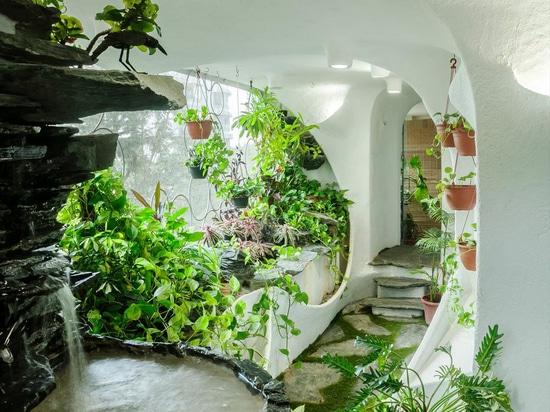 Gartenzimmer: Verwandeln einer städtischen Mumbai Wohnung in eine üppige Oase