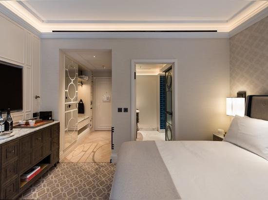 """Lema UK Vertrag für die Eröffnung des neuen Luxushotels """"Great Scotland Yard"""" von Unbound Collection (Hyatt)"""
