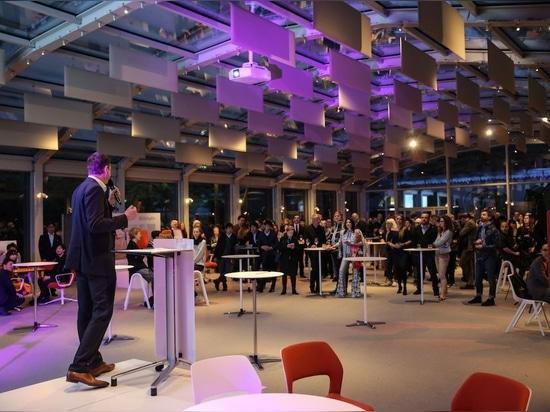 Neuer Leiter internationales Marketing Wilkhahn: Tobias Darnstädt. Foto: Wilkhahn