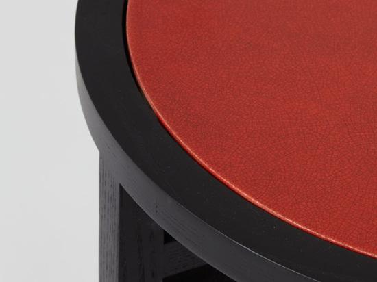 Pastille Minimalistische Tische von Vonnegut Kraft mit Natalie Weinberger