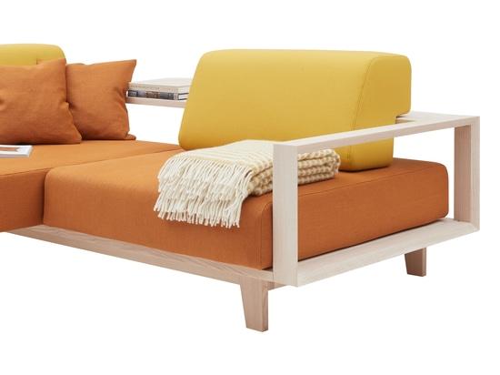 Das neue Sofa WOOD