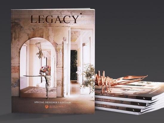 Boca do Lobo's neues Legacy-Magazin