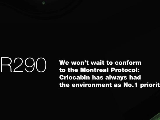 CRIOCABIN-GENERATION R-290