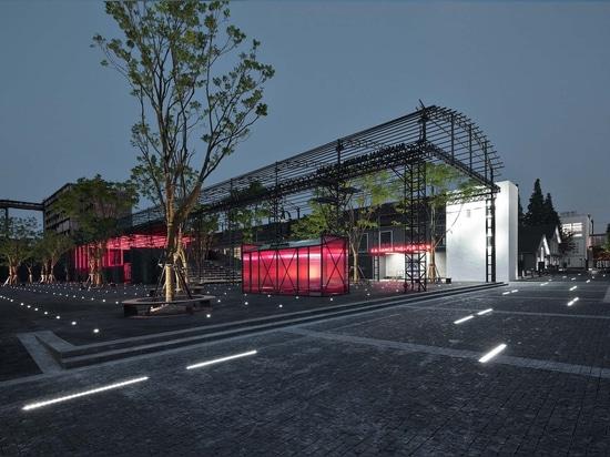 Shanghai Museum of Glass Park / Koordination Asien