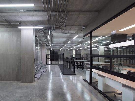 Büro von Lee & Son Leather / ASWA