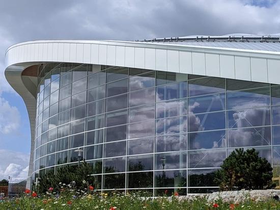 Kürzlich eröffnete Center Parcs, Longford Forest, Irland