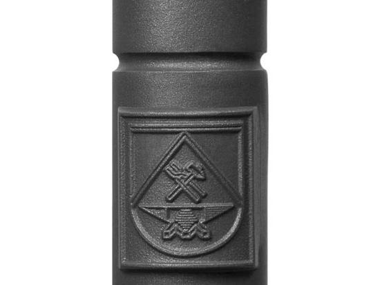 Poller mit Wappen: Geringer Mehrpreis – hohe Identifikation