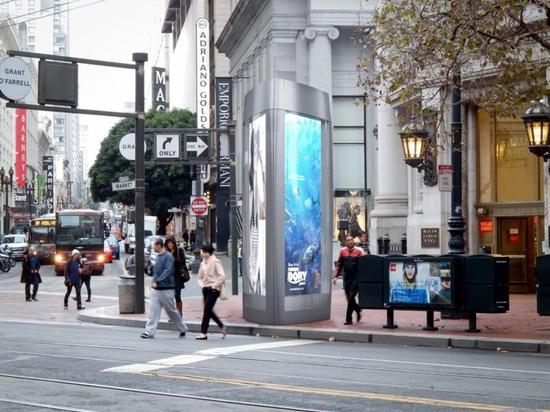 High-Tech-Toiletten in San Francisco können Regenwasser zur Wiederverwendung recyceln