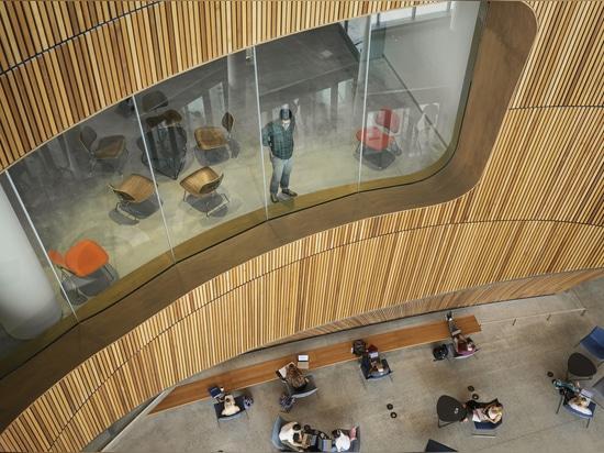 Karlsbibliothek an der Temple University / Snøhetta