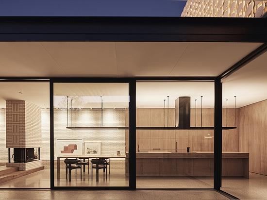 Layan entwirft ein Lichthaus in Melbourne