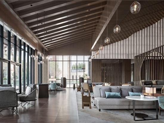 Hyatt Regency Beijing Shiyuan von CL3 Architekten