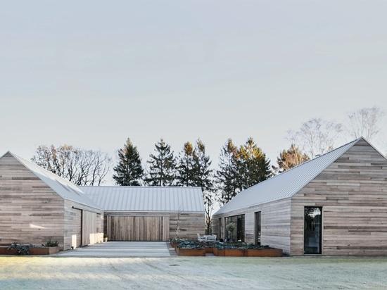 Casa Ry von Christoffersen Weiling Architektin