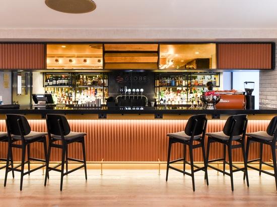 Lema UK Auftrag für das neue Clayton City Hotel in London