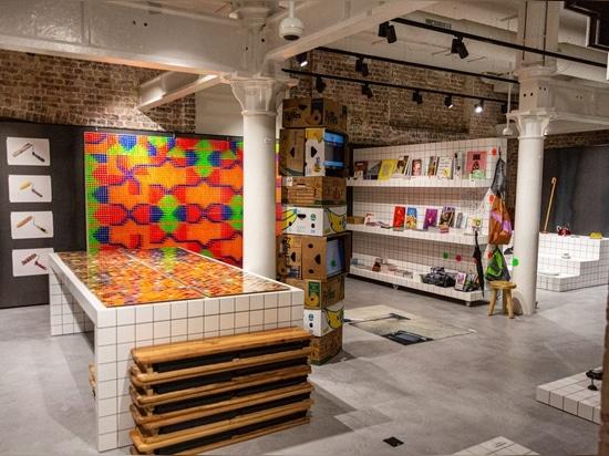 Vans eröffnet Ausstellungsfläche im Boutiquenladen Covent Garden