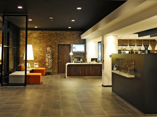 POSTILLION HOTEL, NIEDERLANDE