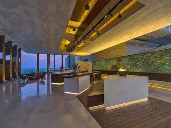 Das 34 Hektar große, von der Natur inspirierte Solaz, ein Resort der Luxuskollektion