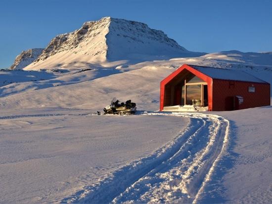 Ariston's Modulares Haus für extreme Klimabedingungen
