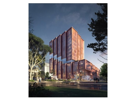 3XN, Aspect Design neues 'Herz' des UNSW-Campus in Kensington