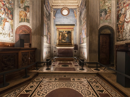 Cappella dei Magi - Palazzo Medici-Riccardi, Florenz