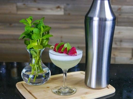 Der Cocktail-Shaker von Elevated Craft ist nahezu perfekt