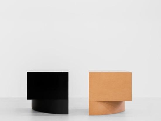 Bernard Dubois und Isaac Reina arbeiten zusammen für die Architektur-Produktpalette
