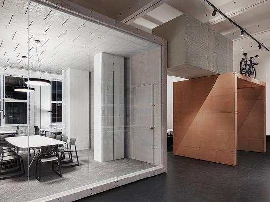 WALL.BOX-Büros / NAICE Architektur & Design