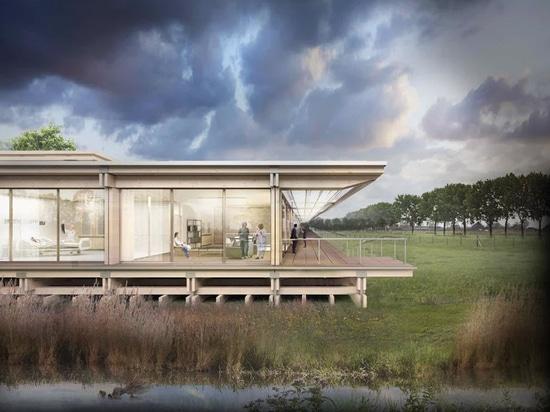 studio-Prototyp entwirft vorgefertigtes 'vitales Haus' zur Bekämpfung von COVID-19