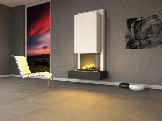 muenkel design Arco [Elektrokamin Opti-myst heat]
