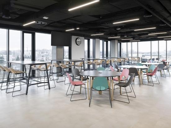 Sabre Office - unser neues Projekt in Krakau