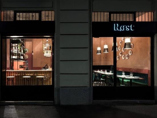 Restaurant Røst in Mailand