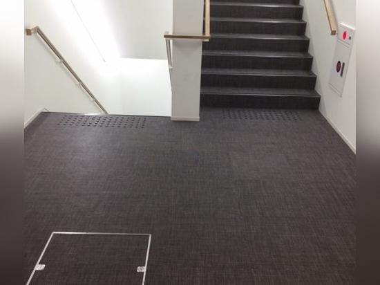 Einzigartige FLOOVER-Treppenbelagslösungen