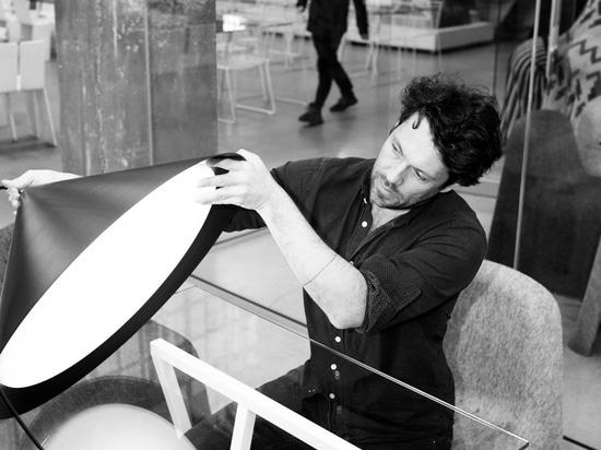 Jakob Lange von BIG Ideas mit Keglen