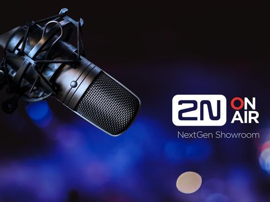 2N On Air sendet ab dem 11. Juni. Seien Sie dabei!