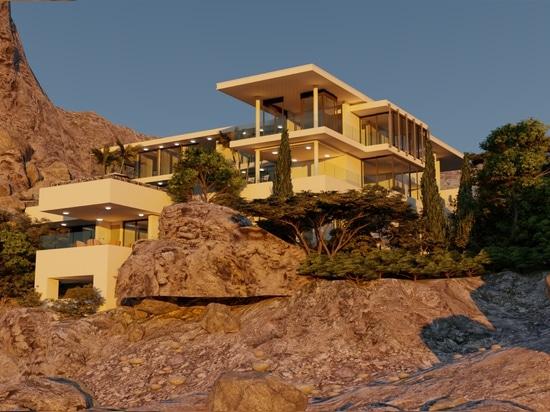 Das Sommerhaus von Boca do Lobo entwirren