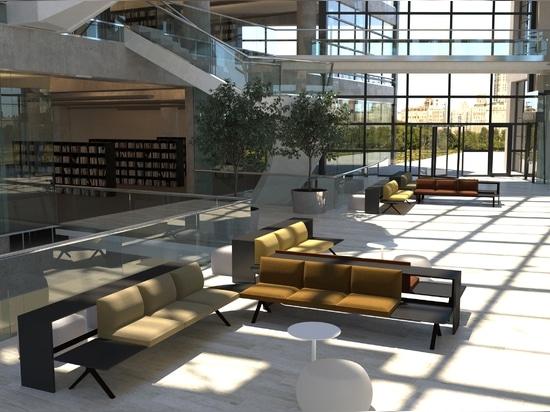 Lobby-Bereich - Vorher
