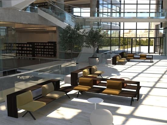 Lobby-Bereich - Jetzt