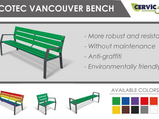 EcoTec-Bank in Vancouver: Robustheit und Umweltschutz ohne Wartung