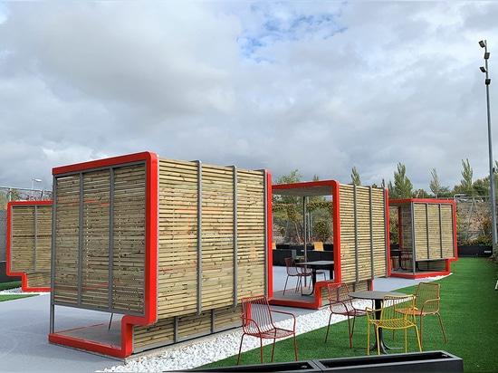Urban Oasis by URBADIS microarquitectura