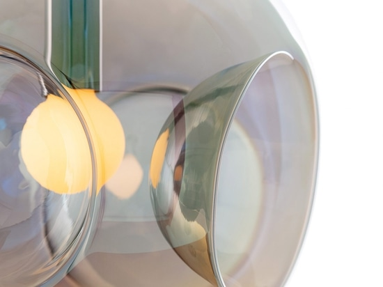 Globale Metro-Leuchte von Cyril Dunděra für Lasvit