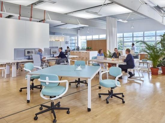 FRAGEN UND ANTWORTEN: Vitra zur Gestaltung des Post-COVID-19-Büros