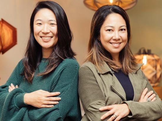 Lea Yuko Ikeda (links), Miki Inoue (rechts) von Desin Kiiro.