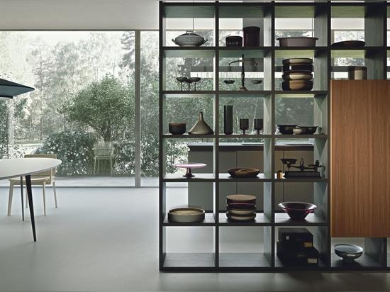 Selecta von Officinadesign Lema - Standardmäßig kundenspezifisch - Küche-Essbereich